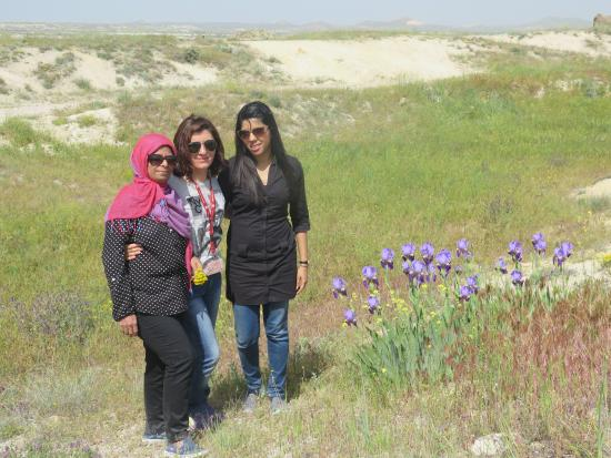 Nesime Kaya/ Private Day Tours : On our Hike