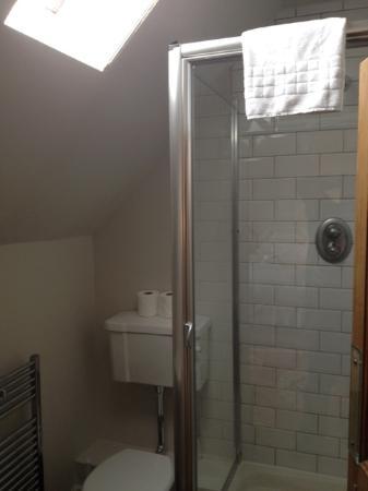 Thornton Manor: Bathroom / Shower
