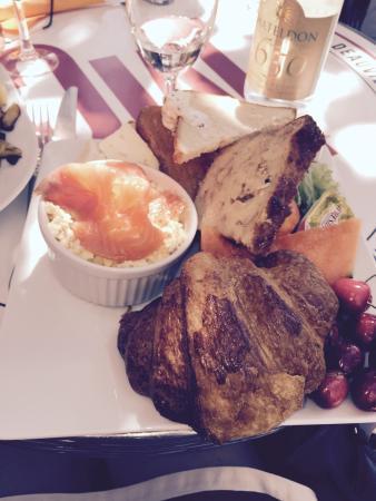 Le Morny's Café : Brunch extra