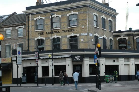 Arsenal Tavern