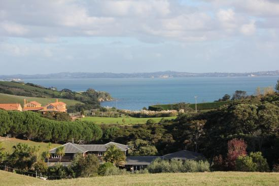 Kowhai Close : Amazing views from the top of the property