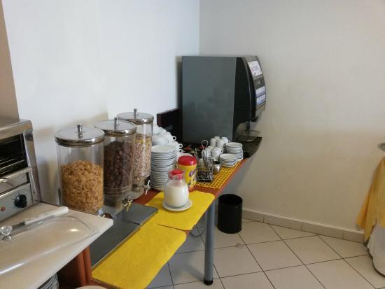Hotel Sao Sebastiao De Boliqueime: Café da manhã