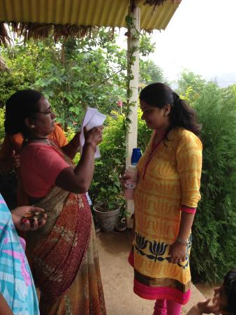 Parashar Agritourism: Traditional Welcome