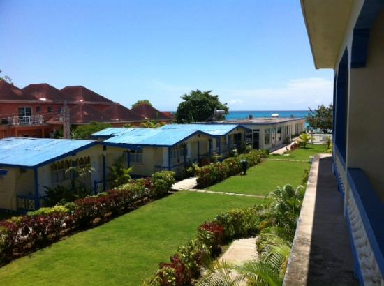 Travellers Beach Resort View From Room