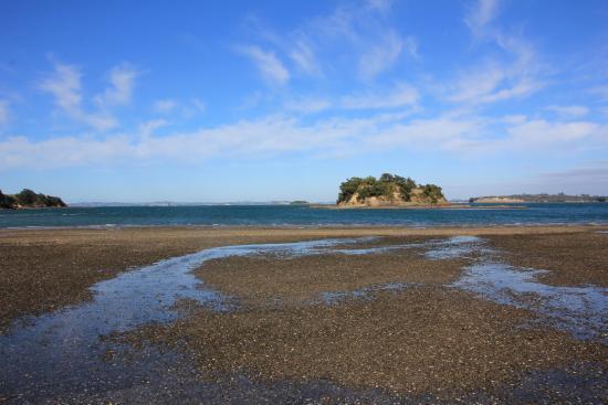 Kowhai Close : Nearest beach area
