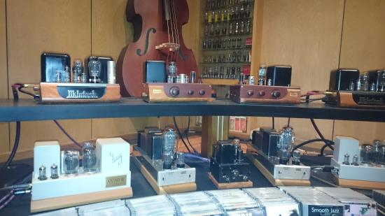 MP Audiophile Cafe: The sound 2