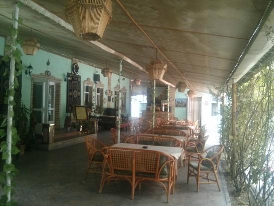 Grand Orzu Hotel: Ресторан