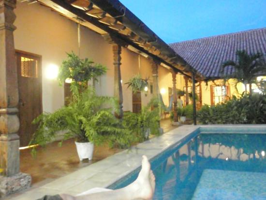 Bioma Boutique Hotel Mompox: Pool