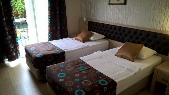 Asdem Park Hotel: Номер