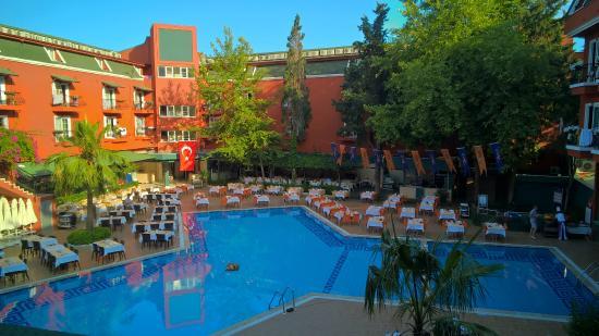 Asdem Park Hotel: Отель