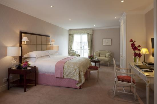 The Merrion Hotel: The Penthouse Suite