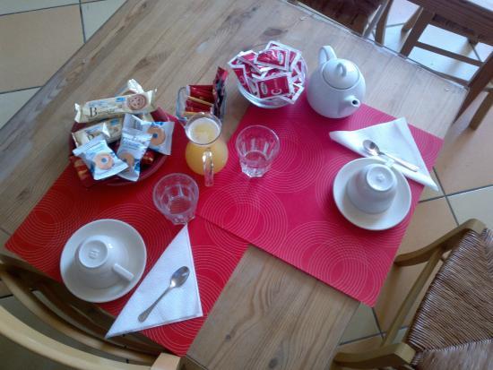Bed & Breakfast San Lorenzo : Colazione