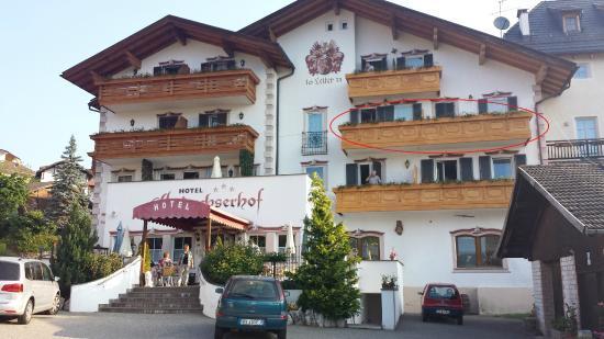 Hotel Andechserhof: Aussenansicht