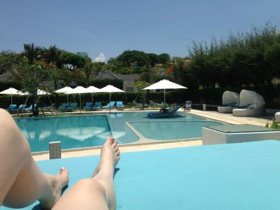 swimming pool picture of anoasis resort long hai long hai rh tripadvisor com