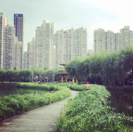 Wenzhou Maanchi Park