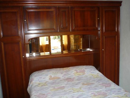 Domaine le Magnolia: chambre