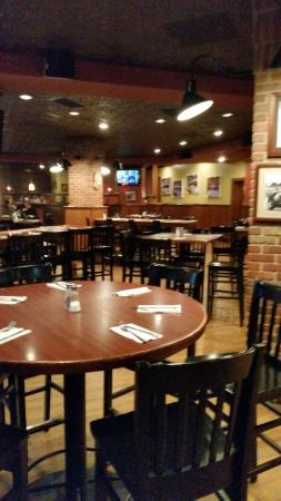 Green Mill: Dining Area