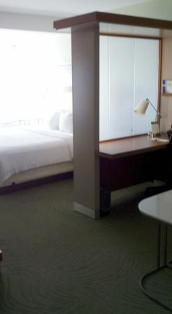 SpringHill Suites Columbia Downtown/The Vista : Spring Hill Suites Downtown Columbia SC