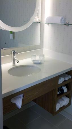 Spring Hill Suites Downtown Columbia SC Picture Of SpringHill - Bathroom fixtures columbia sc