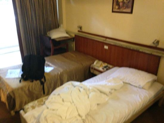 Swaroop Hotel : Zimmer 305