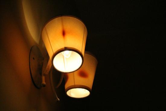 lampadina fulminata : Lampadina fulminata dellabat jour da terra - Picture of Grand Hotel ...