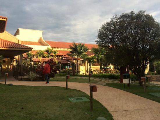 Royal Palm Plaza Resort: àrea comum