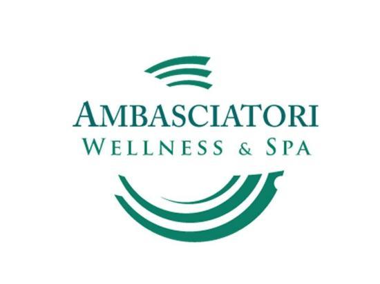 Grand Hotel Ambasciatori: Logo SPA