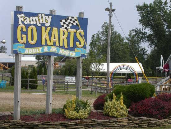 Family Go Karts