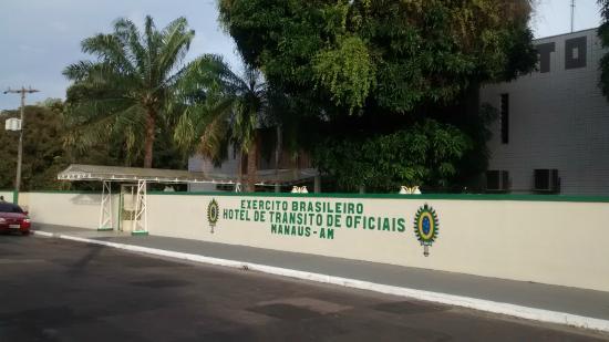 Hotel De Trânsito De Oficiais