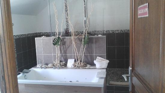 salle de bain balneo et douche photo de escale bel air fontenay l s briis tripadvisor. Black Bedroom Furniture Sets. Home Design Ideas