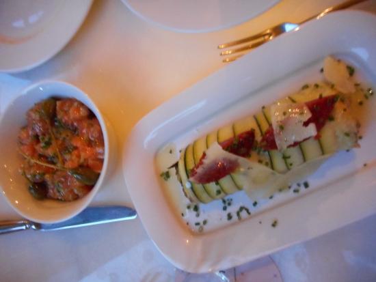 Carmelitas Tapas : repas
