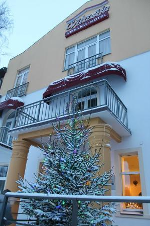 Vilmaja: Отель в Рождество