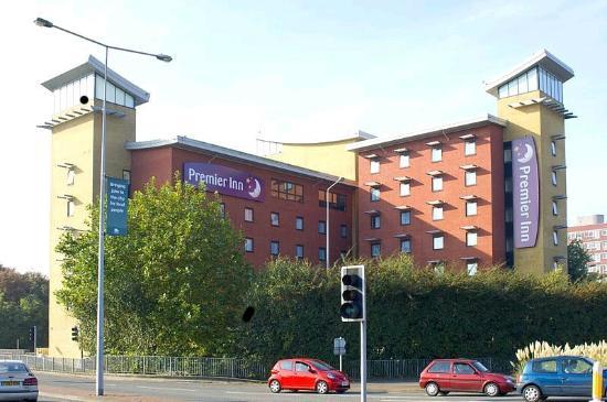 Premier Inn Southampton City Centre Hotel