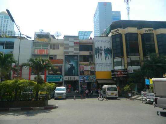 Indra Square: