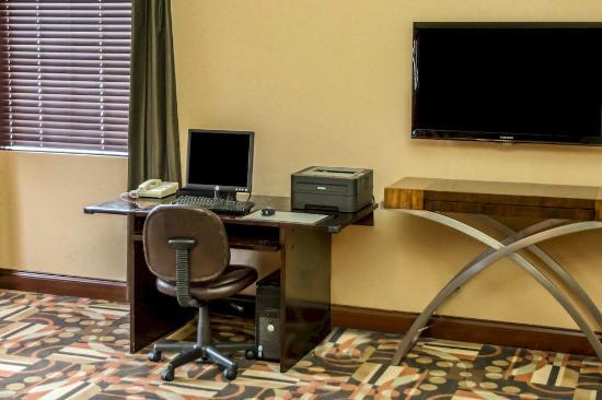 Comfort Inn & Suites Eastgate: Business center