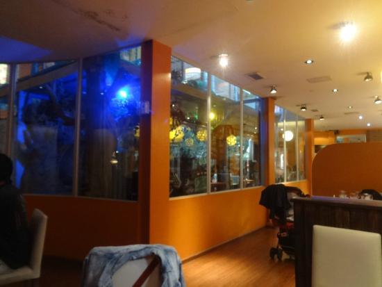24ffdf435c6e2 Casimiro Vicente Lopez Restaurante  vista desde la mesa