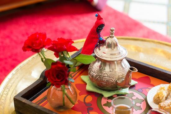 Marhbabikoum: séance pause thé