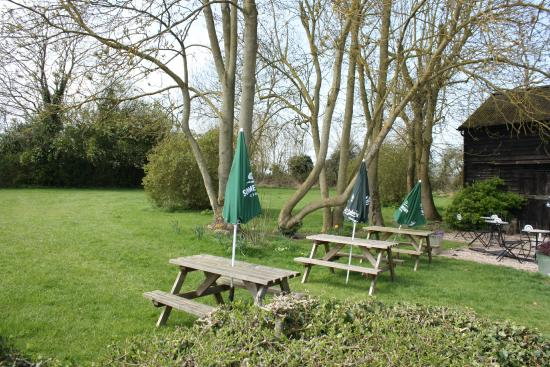 Howlett End, UK: A beautiful setting in the heart of the Essex countryside