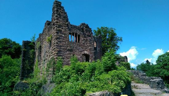 Burg Hohenschramberg