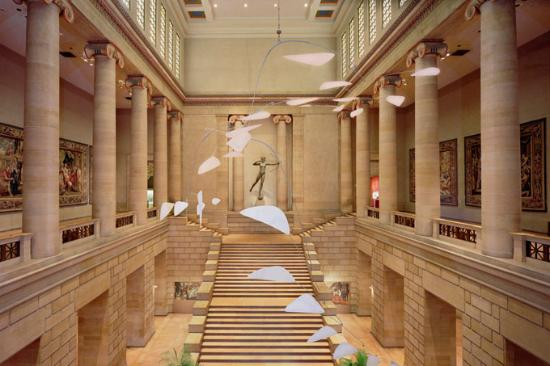 Philadelphia Museum Of Art: The Great Stair Hall