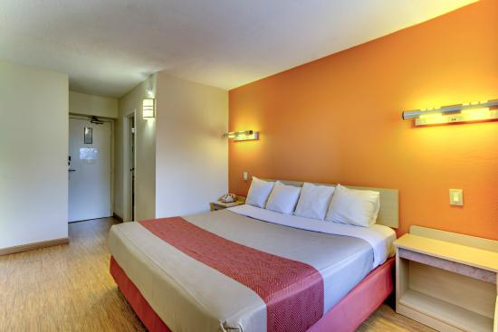 Motel 6 Washington DC: Geust Room