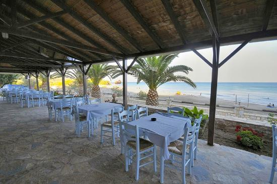 Glyfada Restaurant and Beach Bar
