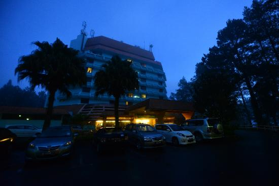 Mount Kinabalu Heritage Resort & Spa : ホテル本棟