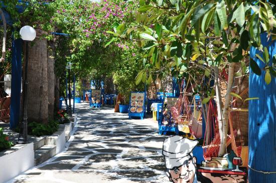 Palm Bay Hotel : отель
