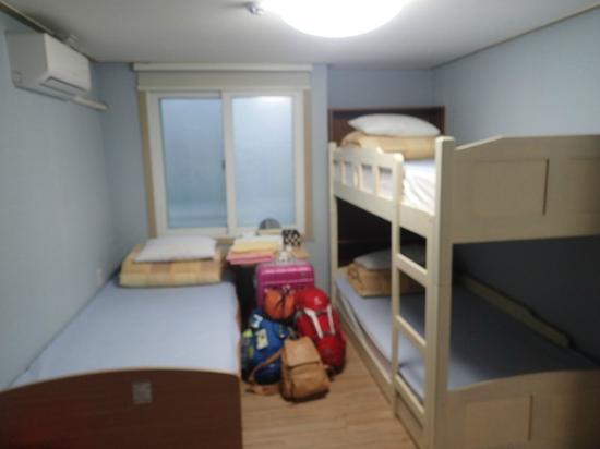 Able Hostel in Dongdaemun : 100 meter dari gedung utama