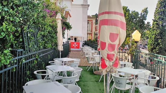 Bar Terraco de Santa Luzia