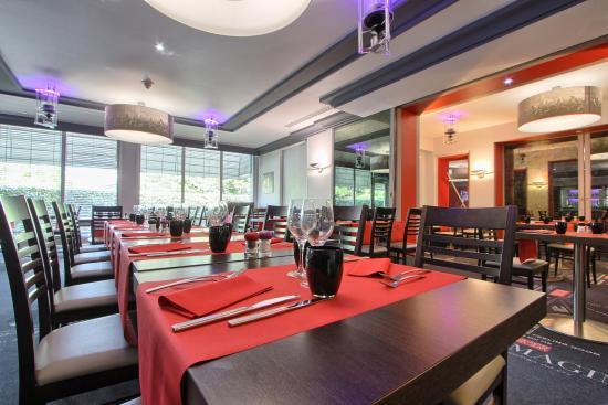 BEST WESTERN Paris CDG Airport: Restaurant