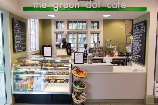 The Green Dot Cafe by Liberty's Kitchen