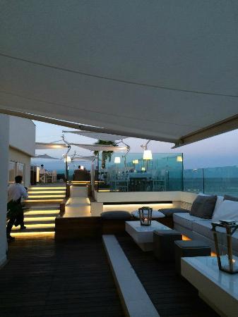 Ristorante Settimo Piano Riccione - Picture of Settimo Piano Hotel ...