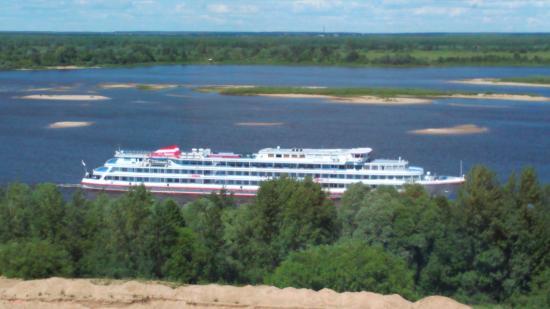 Volga-Flot Tour